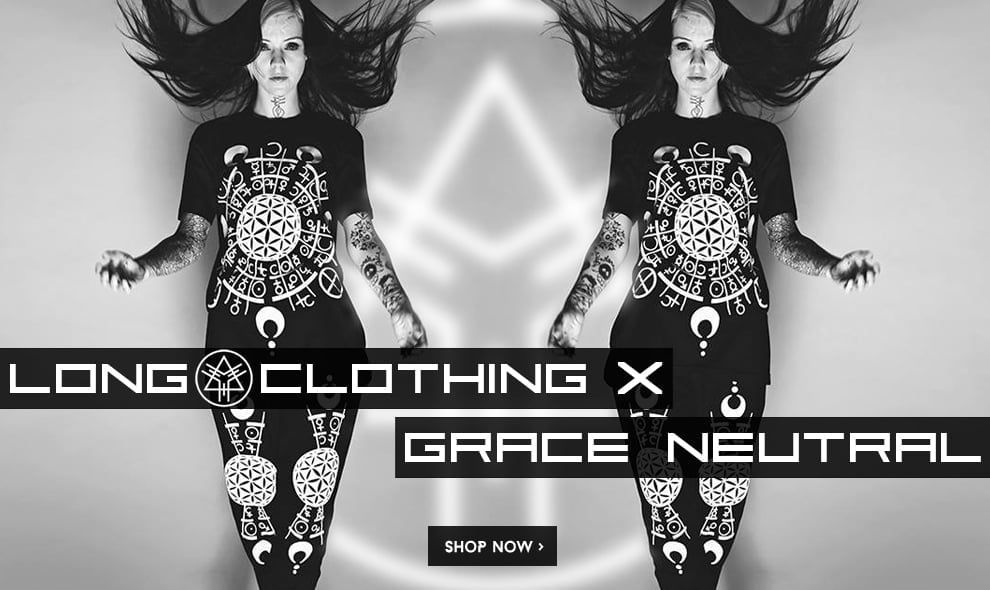 New Long Clothing x Grace Neutral!