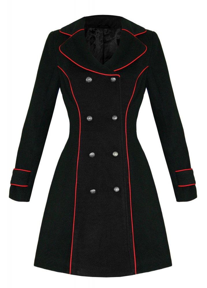 Military Coat - Size: Size 18