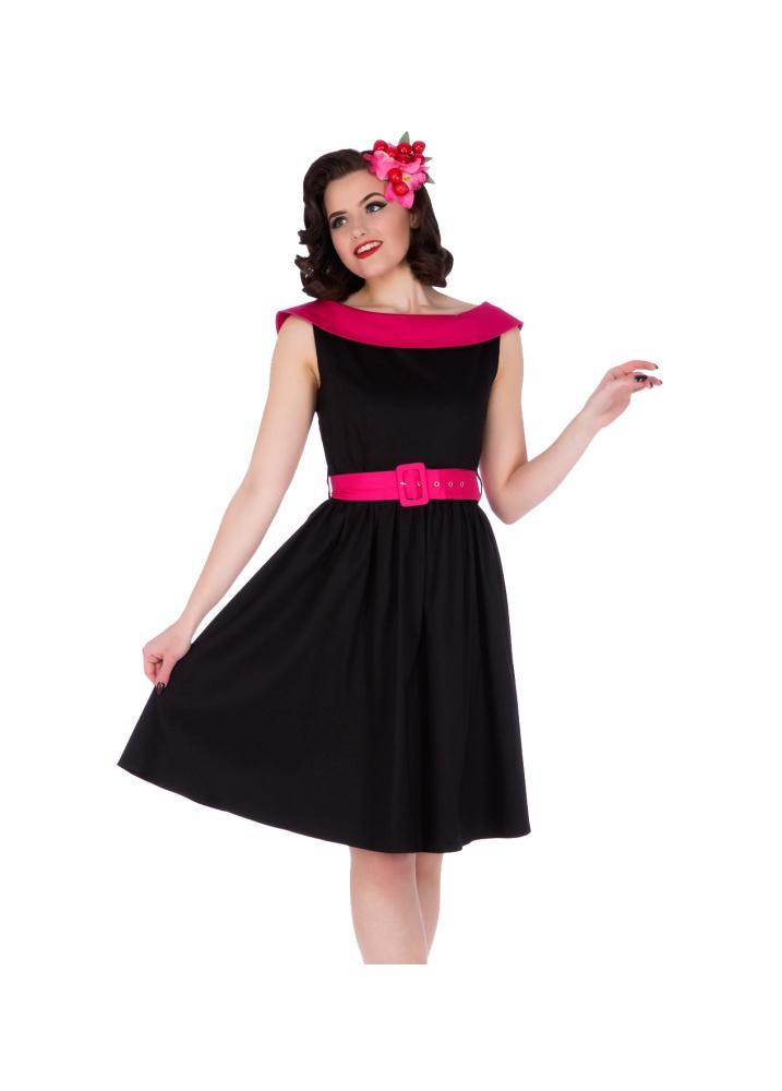 Cindy Sassy Swing Dress - Size: Size 8