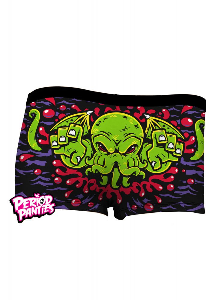 Call of C*nthulhu Boyshorts - Size: XL