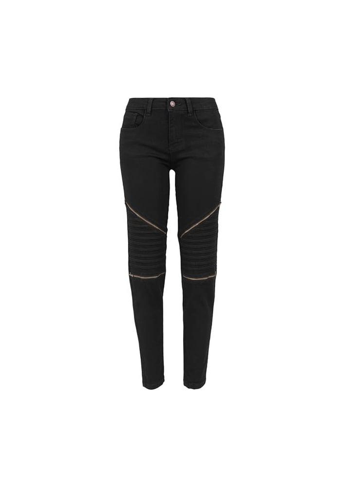 "Stretch Biker Pants - Size: Waist 28"""