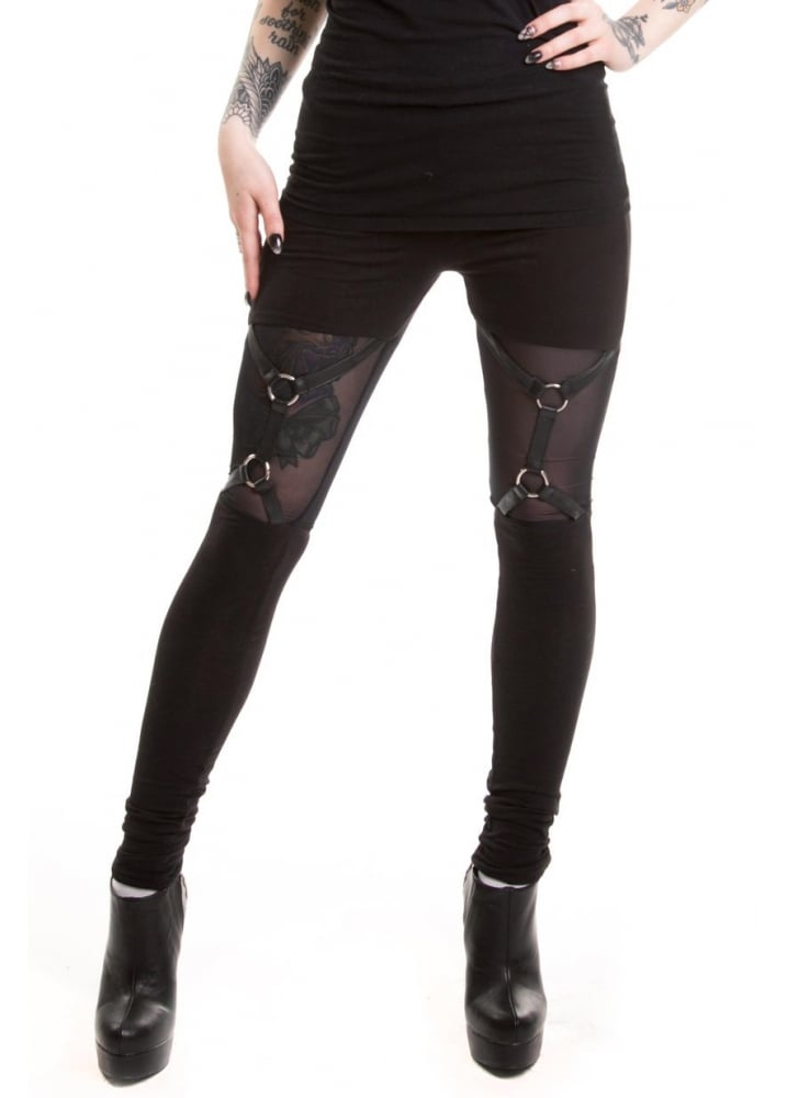 Rejected Leggings - Size: M
