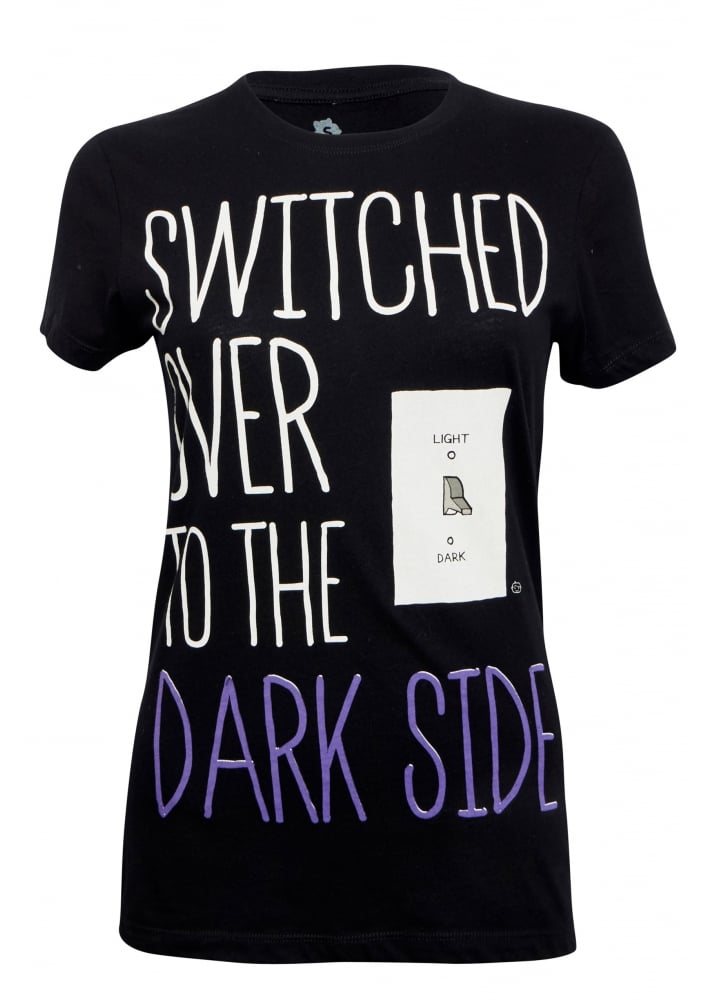 Switch to the Dark Side T-Shirt - Size: L