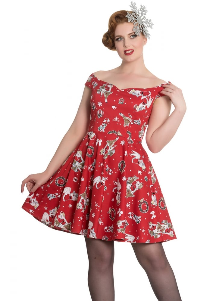 Blitzen Mini Dress - Size: L