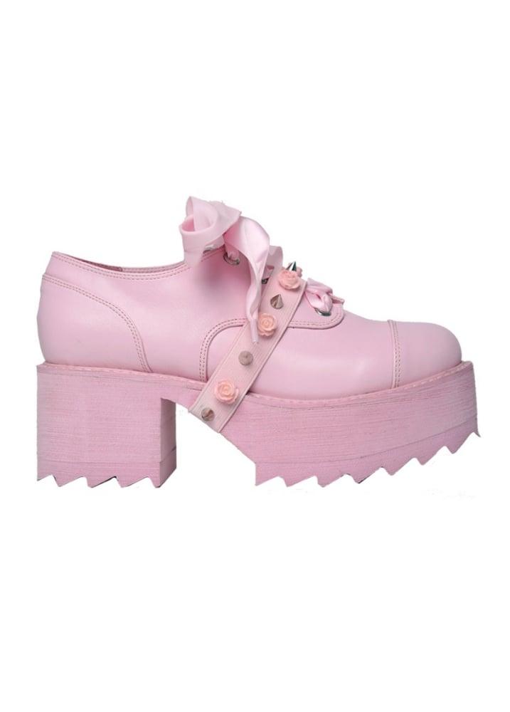 Bomb Pink - Size: UK 4