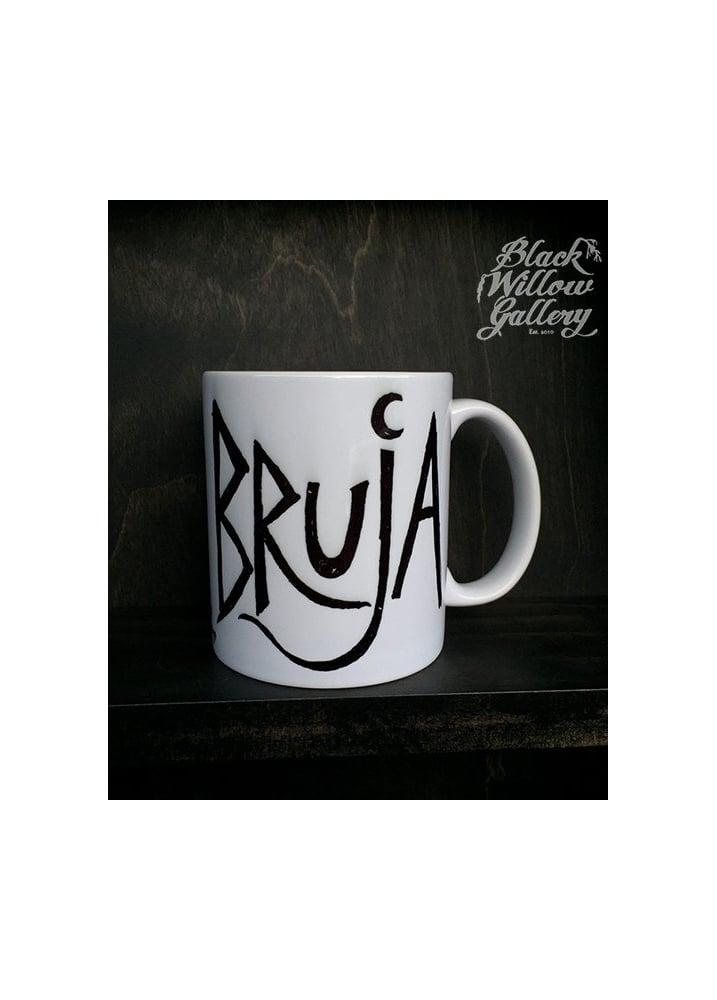 Bruja Mug - Colour: White