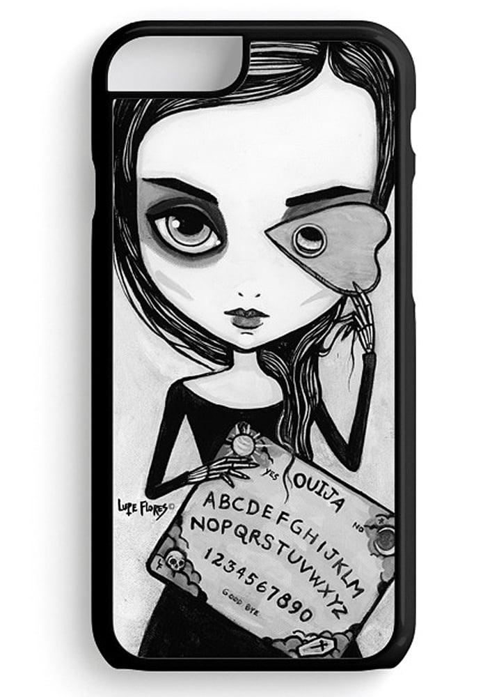 Ouija Girl Phone 6 Case - Colour: Black
