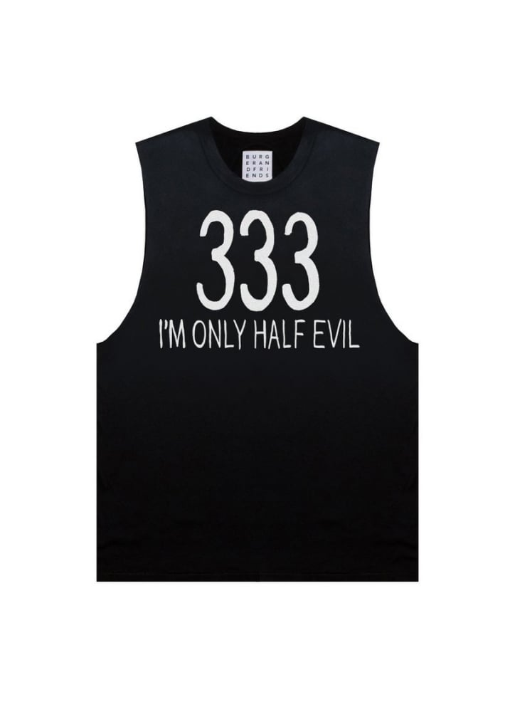 333 Muscle Tank - Size: XL