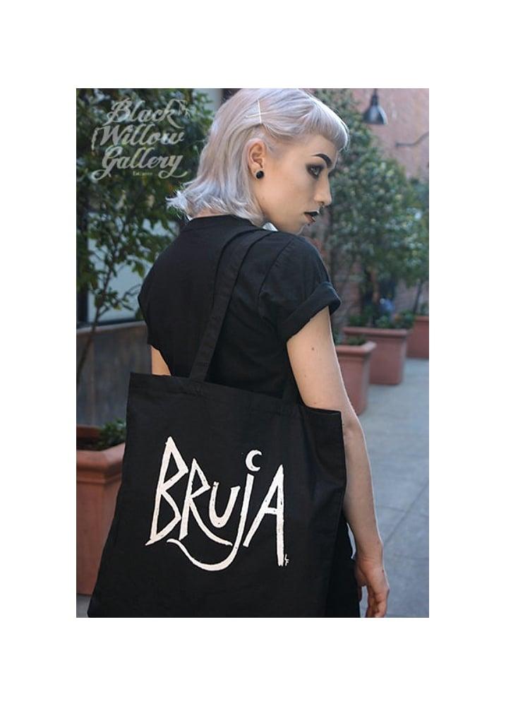 Bruja Tote Bag - Colour: Black