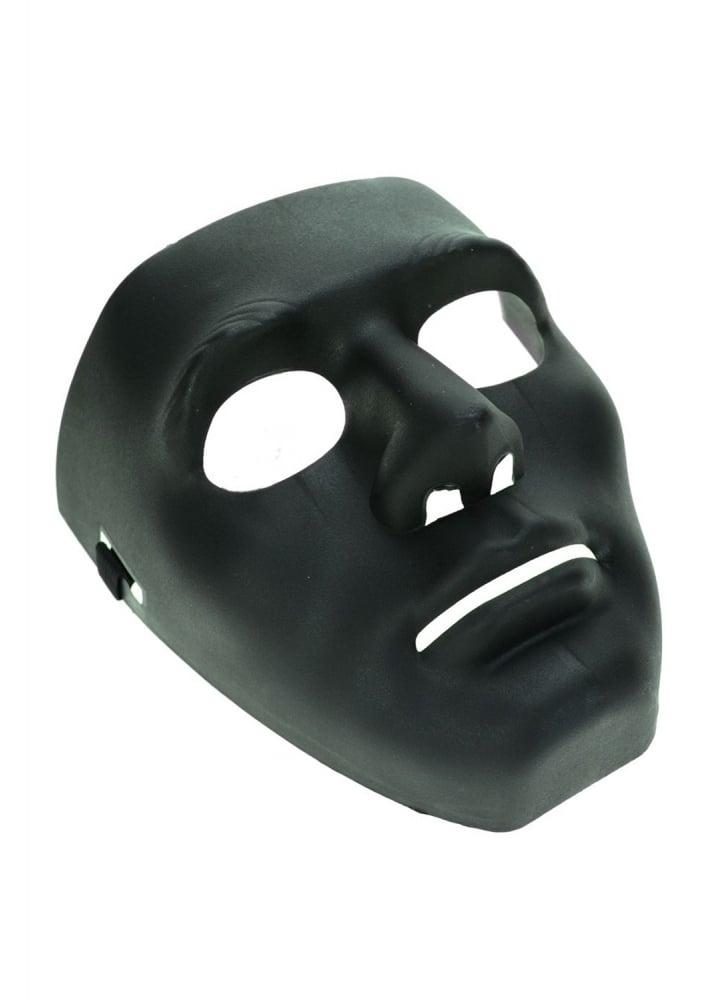 Face Mask - Colour: Black