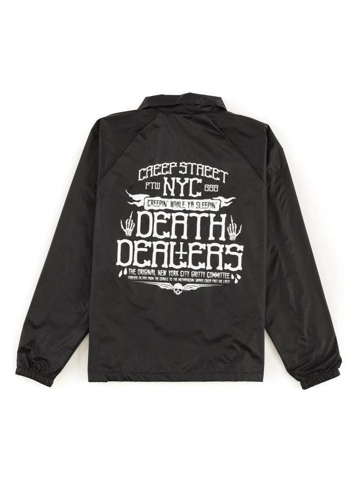 Death Dealers Coaches Jacket - Size: L