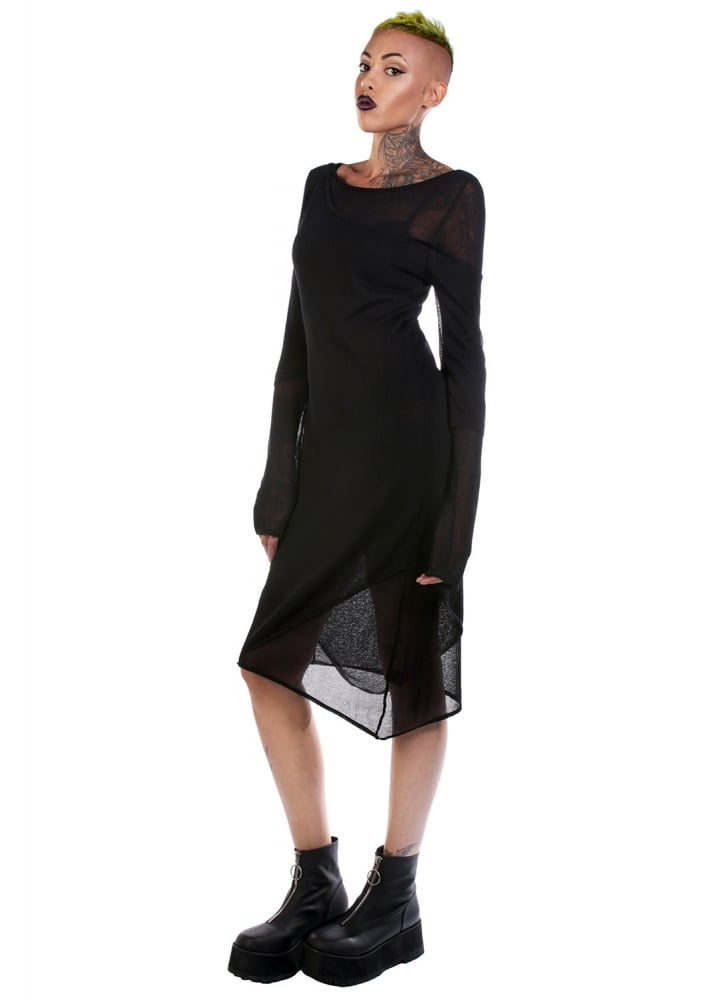 Seer Layered Dress - Size: S