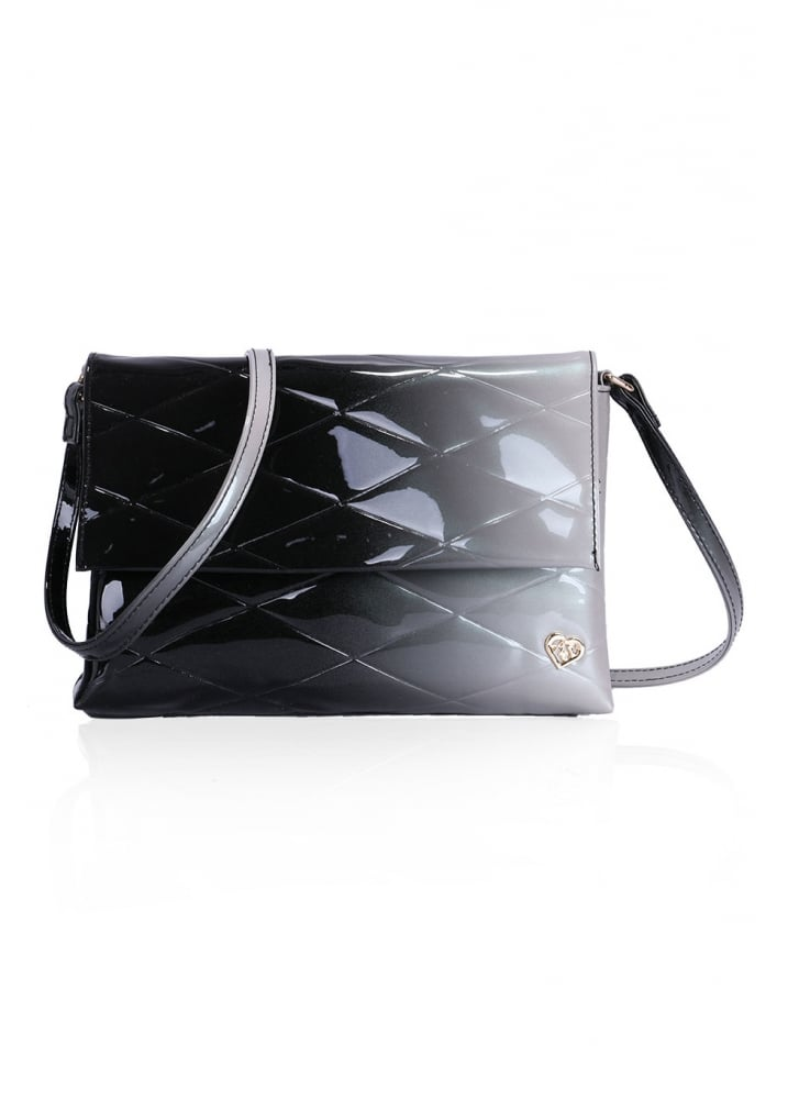 Ombre Handbag - Colour: Black