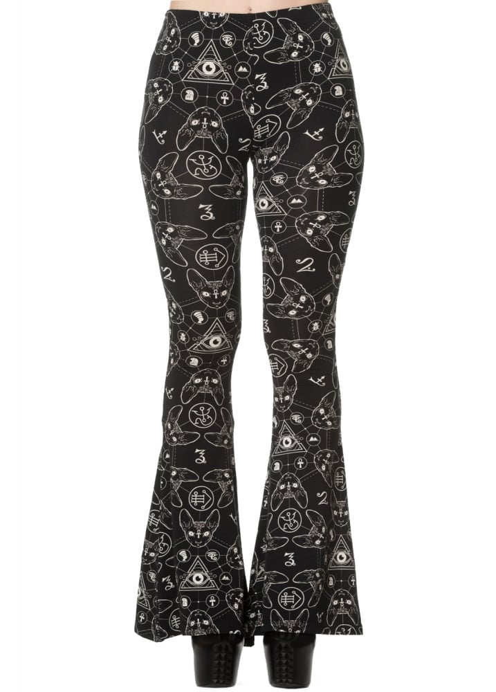 9 Lives Leggings - Size: L