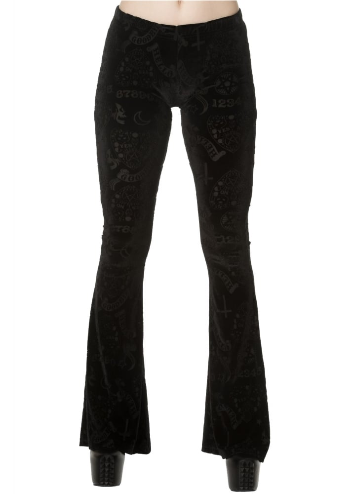 Moonlight Silence Flare Trousers  Size XS