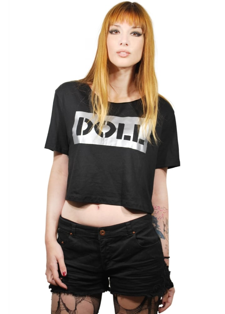 Doll Crop Top - Size: L