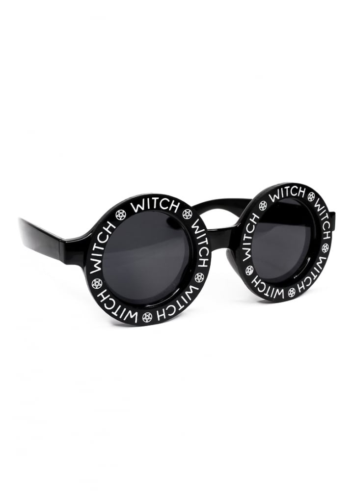Season Of The Witch Sunglasses - Colour: Black