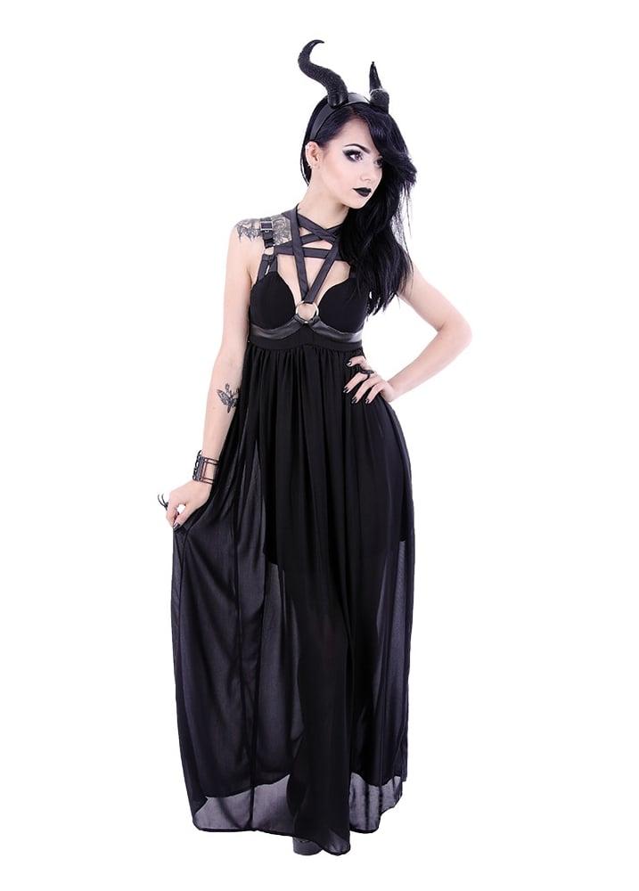 Pentagram Dress - Size: S