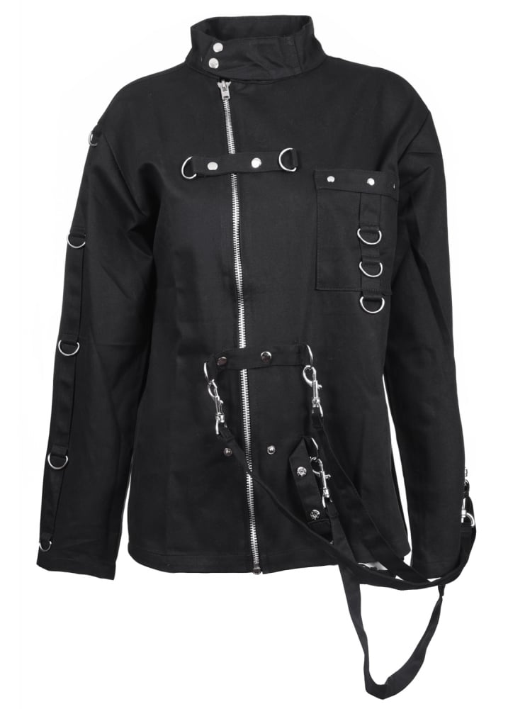 Bondage Jacket - Size: XL