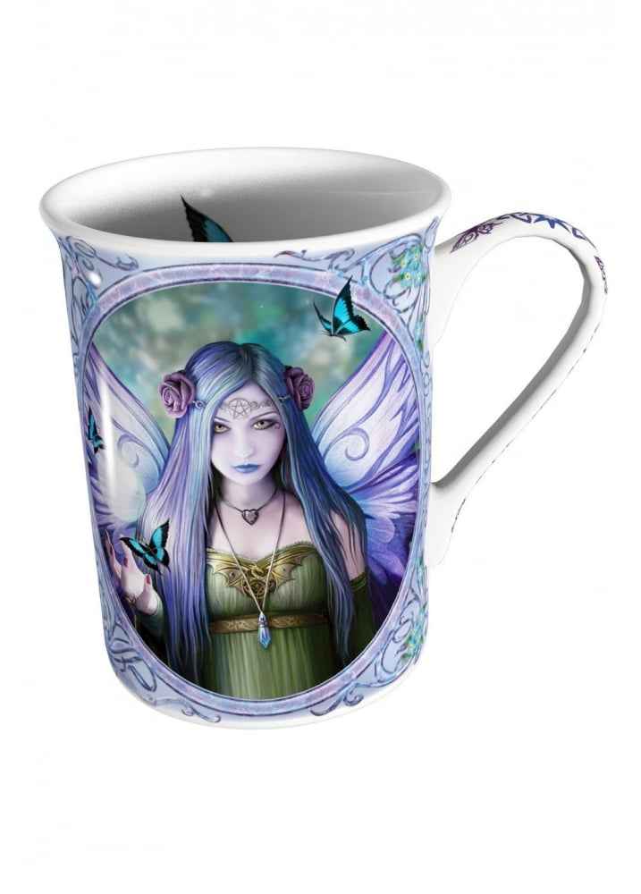Mystic Aura Mug - Colour: Purple