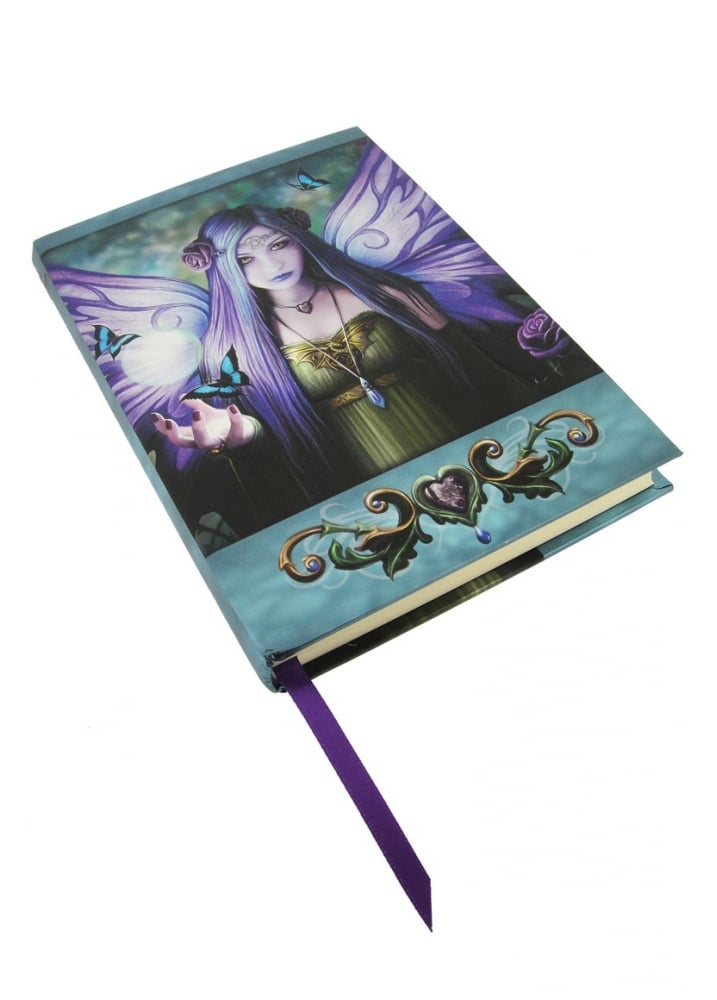 Anne Stokes Mystic Aura Embossed Journal - Colour: Multi