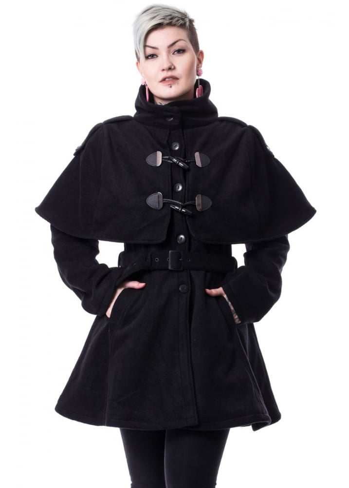 Ghost Town Coat - Size: L