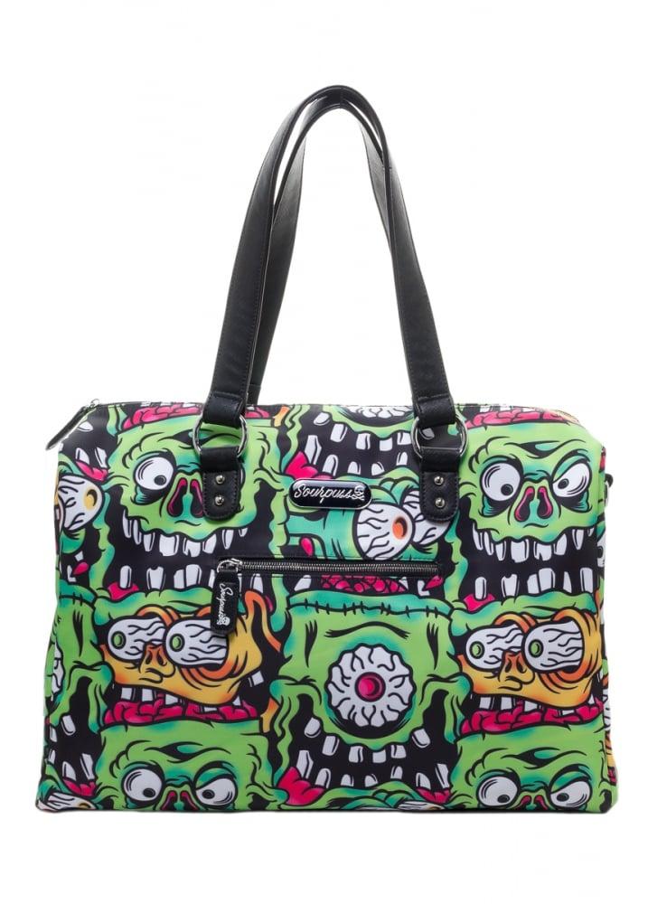Fink Faces Travel Bag