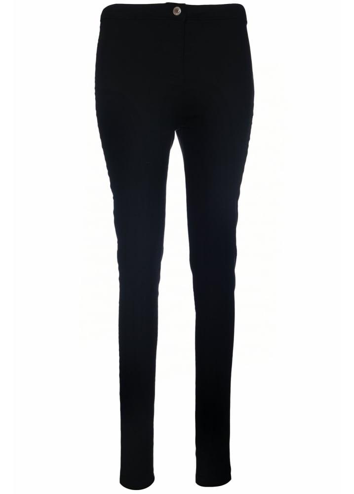 Jet Black Skinny Jeggings  Size Size 6