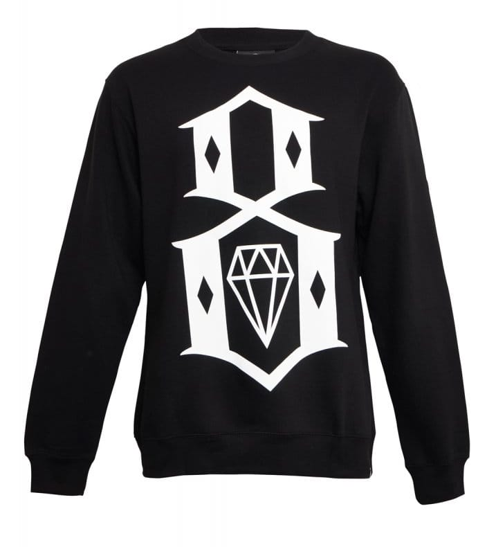 STANDARD ISSUE LOGO CREWNECK