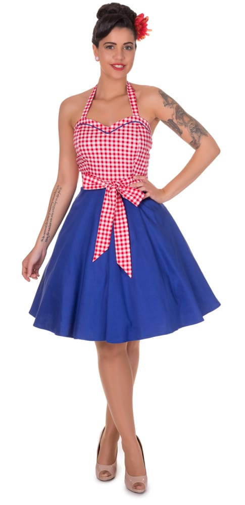 DOLLY AND DOTTY ANITA SWING DRESS