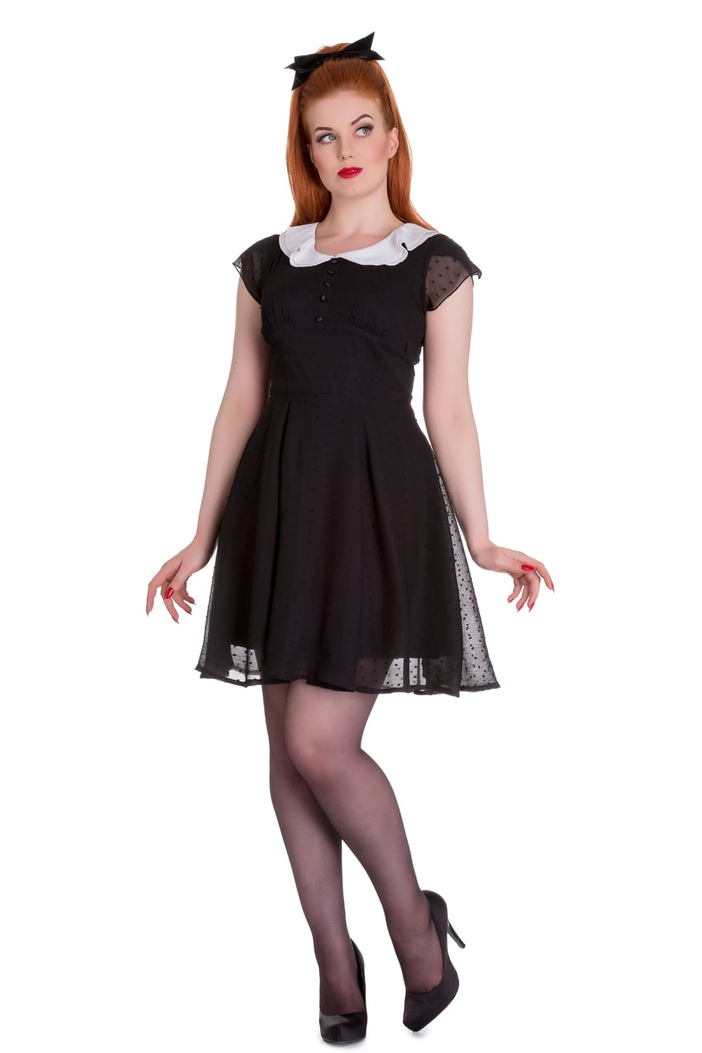 HELL BUNNY AGNES DRESS