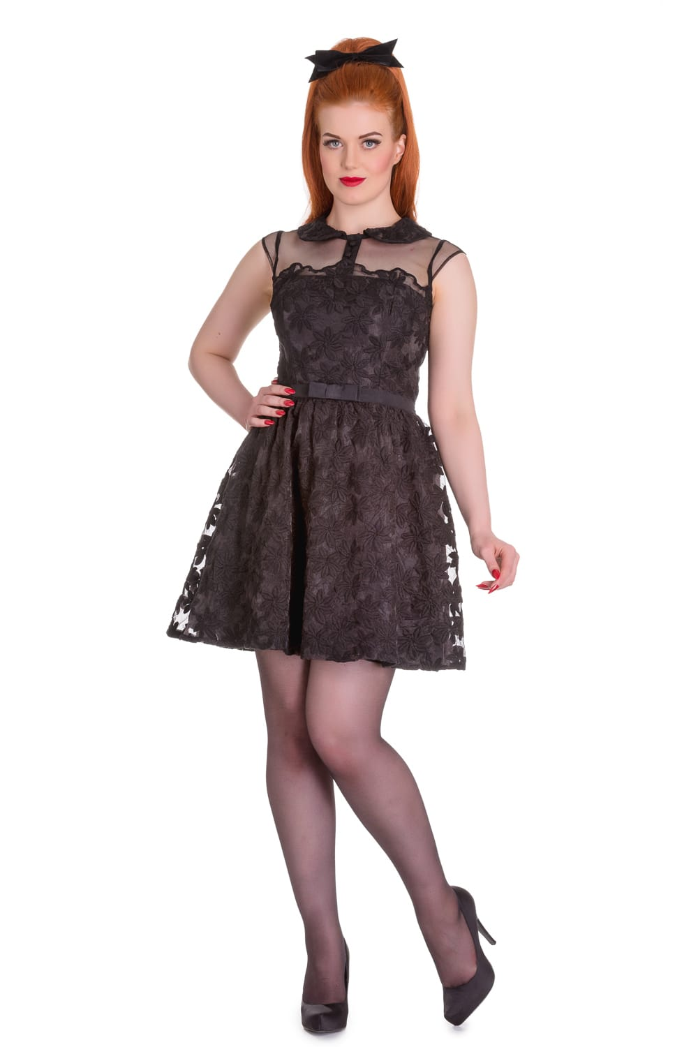 HELL BUNNY SHIRELLE DRESS