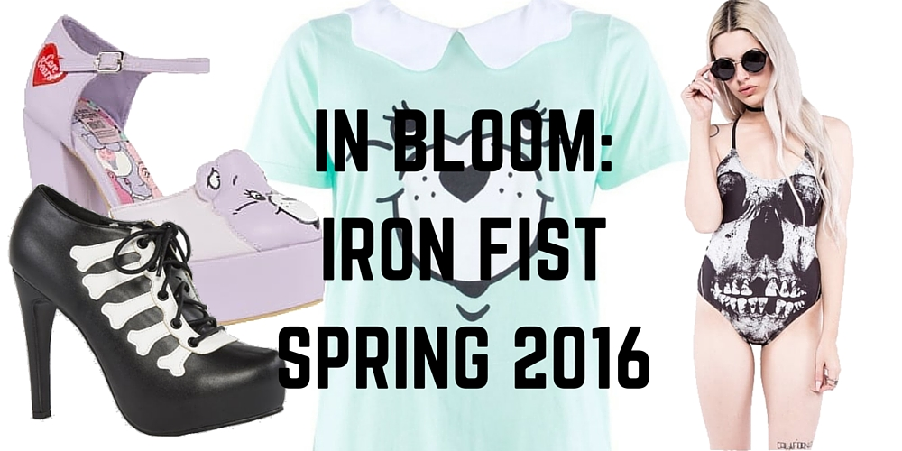 Iron Fist Spring Collection Feature