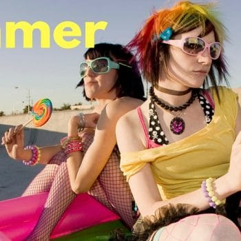 Summer Goth Attitude Clothing