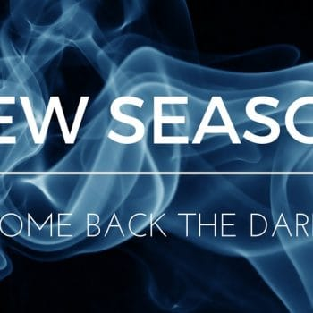 Welcome Back the Darkness