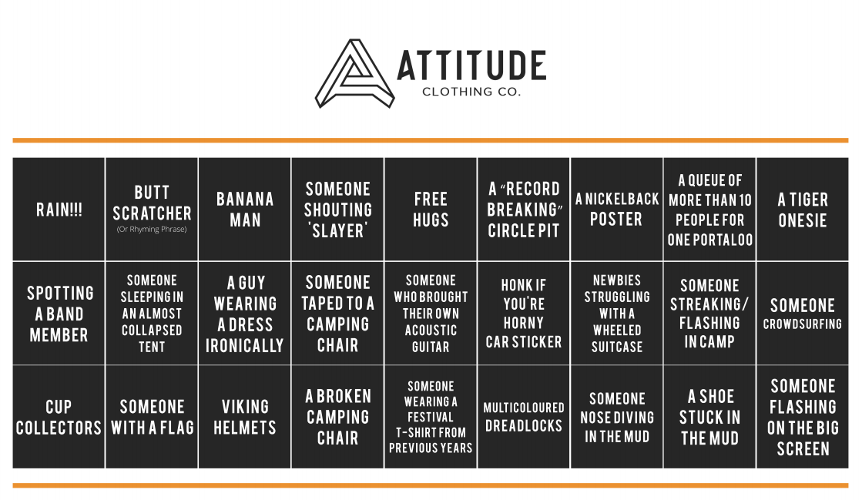 Bingo Sheet