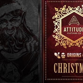 Attitude Clothing Christmas