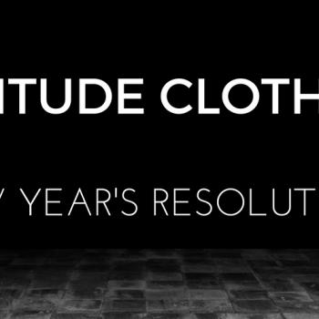 Attitude Clothing NY Resolutions
