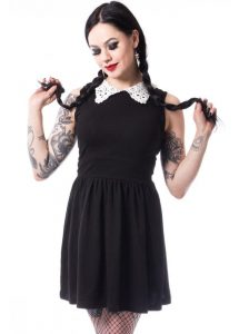 Chemical Black Gothic Dress