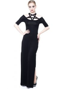 Queen of Darkness Gothic Dress