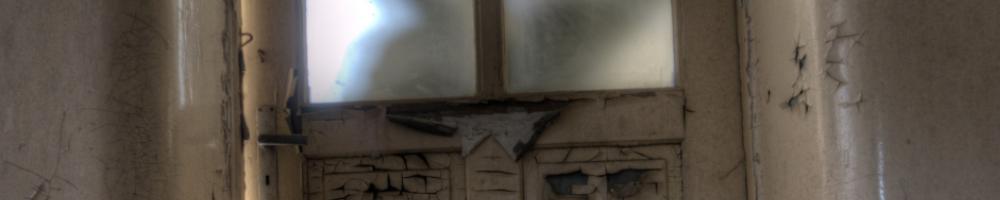 Zombie Apocalypse Door
