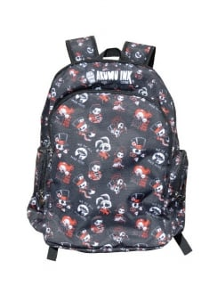 Alice Pattern Backpack