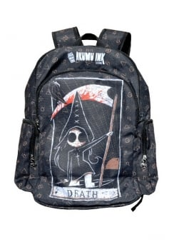 Death Card Backpack