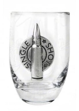 Bullet Single Shot Glass
