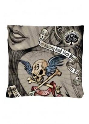 Cursed Cushion Cover