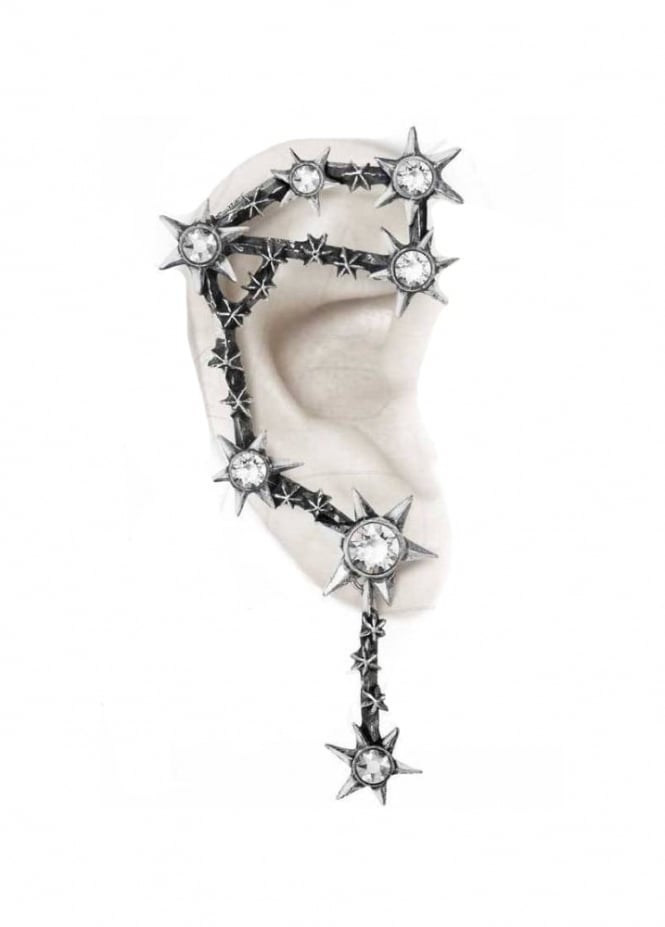 Alchemy Gothic Daughters Of Darkness Ear Wrap