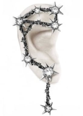 Daughters Of Darkness Ear Wrap