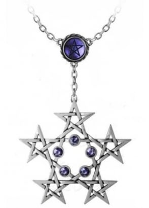 PentaGramatron Necklace