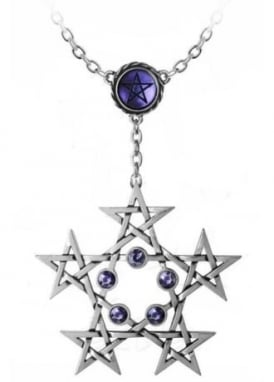PentaGramatron Necklace