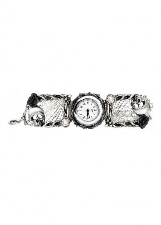 Alchemy Gothic Rose Garden Watch